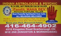 Indian astrologer
