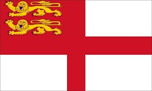 SARK-5-X-3-FEET-FLAG-polyester-flags-Guernsey-Channel-islands