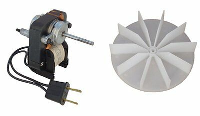 Bathroom Fan Electric Motor Replacement Kit for Broan Nutone Fasco Dayton 115V