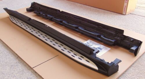 For Mercedes GL X166 2012+ Side Steps Running Boards Set - WITH LED's