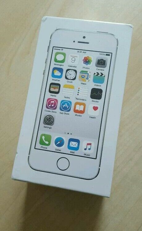 Iphone 5s white and silver 16gb unlockedin Sheffield, South YorkshireGumtree - Iphone 5s white and silver 16gb unlocked phone is still seal pack and under warranty buy with full peace of mind saving your time and my time please do not make me offr no sawp or time waster serious buyer only cash on collection price £220,tax me...