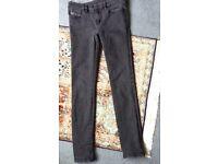 Womens Diesel Super Skinny Black *Skinzee* Jeans W29 L30