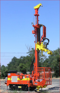 Massenza MI5 Drilling Rig - In Stock