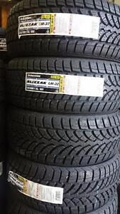 205/55-16 BRIDGESTONE BLIZZAK PREMIUM WINTER TIRE BLOWOUT SALE