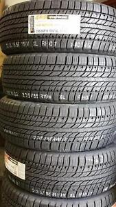 235 55 R19 HAKOOK VENTUS AS RH07 4 New Tires $680 TAXES IN Installed Balanced @905 673 2828 Zracing
