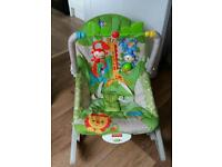 Fisher Price baby boucer