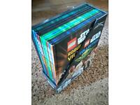 Lego Star wars dk book collection