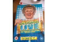Mrs browns boy DVD set - new