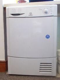 5 White Goods: 2 washing machines. 1 tumble dryer. 1 Dishwasher and 1 freezer.