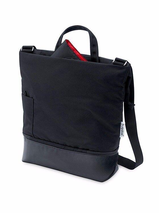 Black bugaboo nappy bag