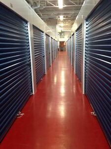 Indoor, Climate Controlled Storage Lockers