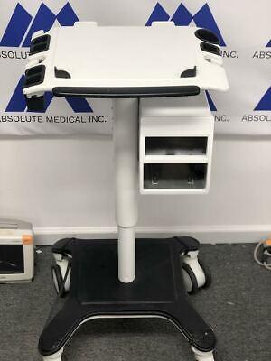 Ge Logiq E Bt12 Ultrasound Rolling Cart