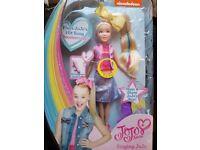 Jo jo Siwa singing doll £18