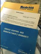 Mazda 808 couple books rx3 savana rotary 13b 12a Bundall Gold Coast City Preview