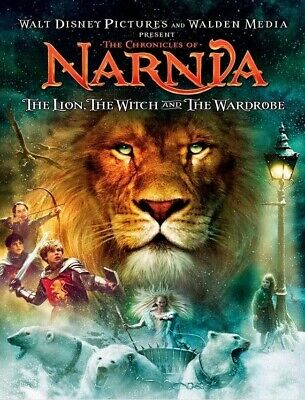 Computer Games - Narnia Lion the Witch and the Wardrobe PC Games Windows 10 8 7 XP Computer