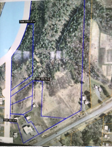 15th Side Road 100 X 300 ft building lots