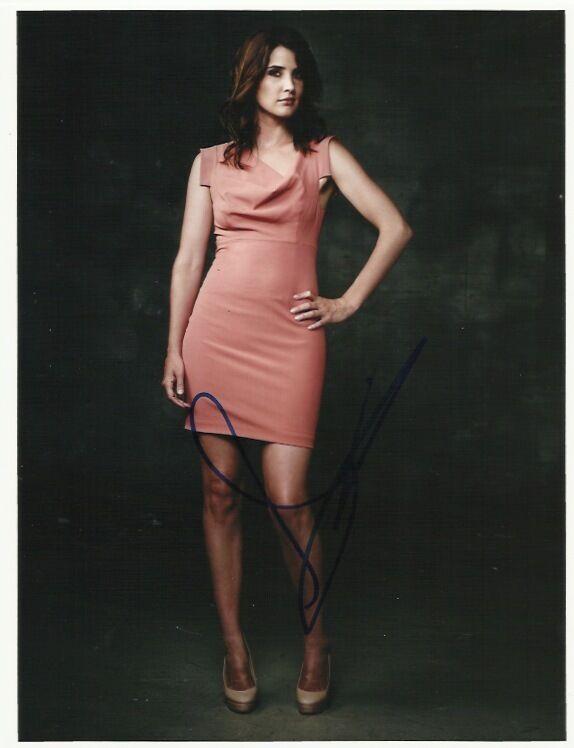 Cobie Smulders Autographed Signed 8x10 Photo COA