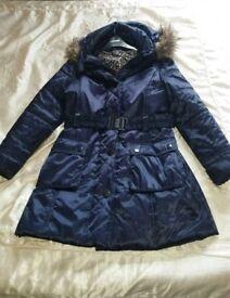 Women's coat David Barry size 16