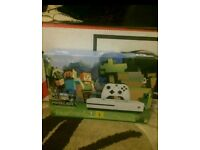 Xbox one s minecraft edition Brand new