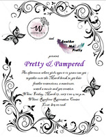 Pretty & Pampered event