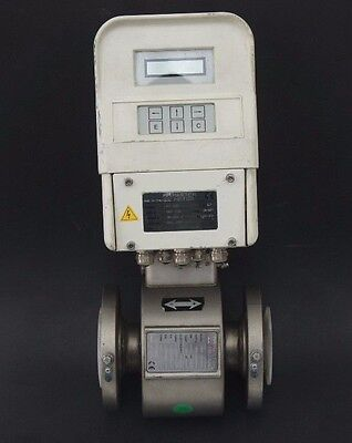 New Master Meter Model Mc 208 Pn Qaz 134 Converter Electromagnetic Flow Meter