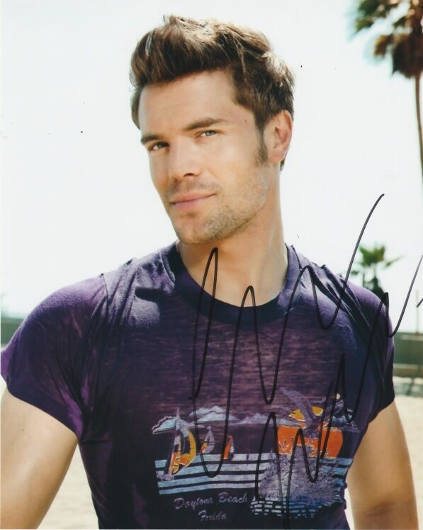 Charlie Weber How to Get Away with Murder Autographed Signed 8x10 Photo COA C