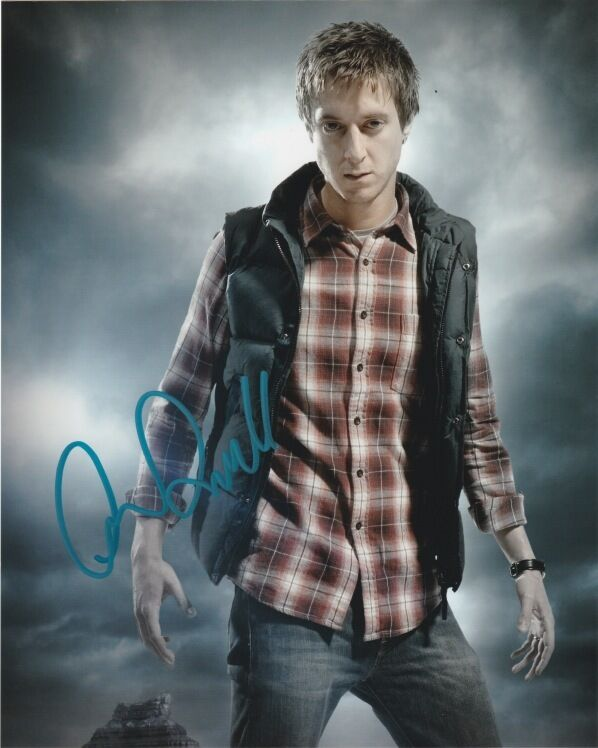 Arthur Darvill Doctor Who Autographed Signed 8x10 Photo COA