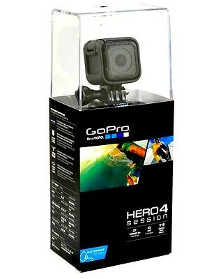 GOPRO HERO 4 Session Effect Camera WiFi Video Photo Camcorder BRAND NEW