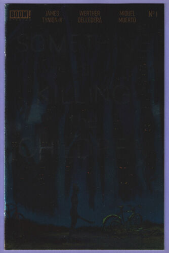 Something is Killing the Children 1 Foil Variant LCSD Boom 1st Erica Slaughter
