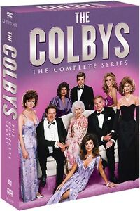 Looking for The Colby's season 1 and 2 on dvd