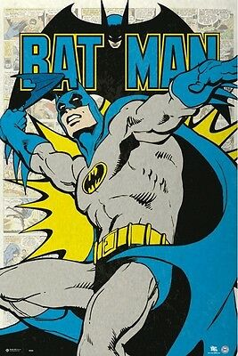 24x36 Batman Comics Poster shrink wrapped - Batman Poster