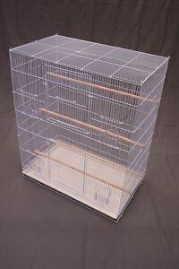 "30""X18""X36"" Flight Cage for Small to Medium Birds Parrot"