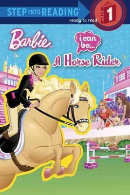 BARBIE I CAN BE A HORSE RIDER - MAN-KONG, MARY (ADP)/ AN, JIYOUNG (ILT)/ TEAM, T
