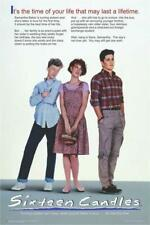 SIXTEEN CANDLES - ONE SHEET MOVIE POSTER 24x36 - CLASSIC 842