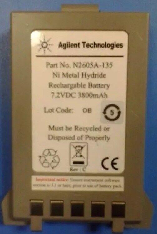 Agilent / HP N2605A-135 Battery Refurbishment Wirescope 350 Lifetime Warranty!!