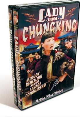 Anna May Wong Collection: Lady From Chungking (1943) / Bombs Over Burma NEW DVD