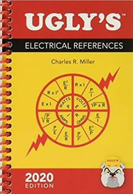 Ugly's Electrical References Electronics 2020 6th Edition NEC NEMA Standard
