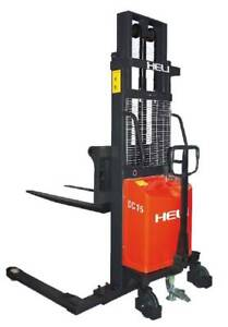 New 1500kg walk behind electric forklift stackers. Interest free terms Malaga Swan Area Preview
