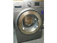 Samsung EcoBubble Washer Dryer 8kg WD806U4SAGD-Graphite