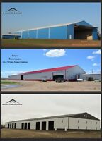 SUPPLYING AGRICULTURAL AND COMMERCIAL POST FRAME BUILDINGS