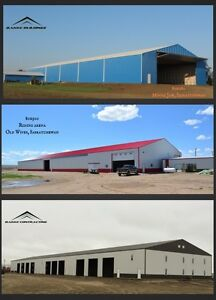SUPPLYING AGRICULTURAL AND COMMERCIAL POST FRAME BUILDINGS Regina Regina Area image 1