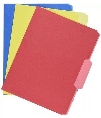 Pendaflex 84270 Assorted Colors Pendaflex File Folders Werasable Tabs 12 Ct