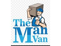 Man&van rubbish removals / house moves