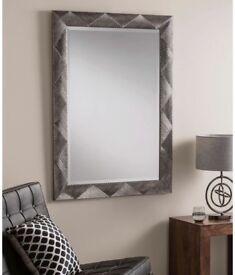 Luxury Britannia Mirror