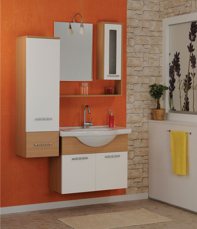 compact bathroom wall cabinets are relatively small and shallow but ideal for storing cosmetics and bathing accessories if the bathroom is small