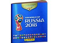Russia 2018 World Cup Stickers For Swap