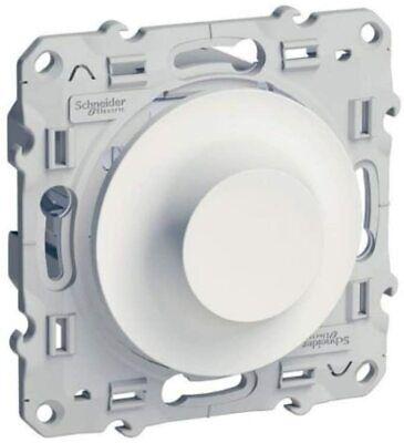 Schneider Eléctrico Odace Blanco Regulador Universal 20-420W/VA Reductor Giro