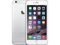 White iPhone 6s Plus 128gb