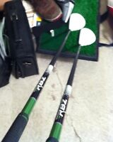 Taylormade RBZ Driver and 3 Wood S flex