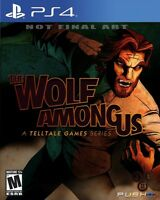 The Wolf among us,
